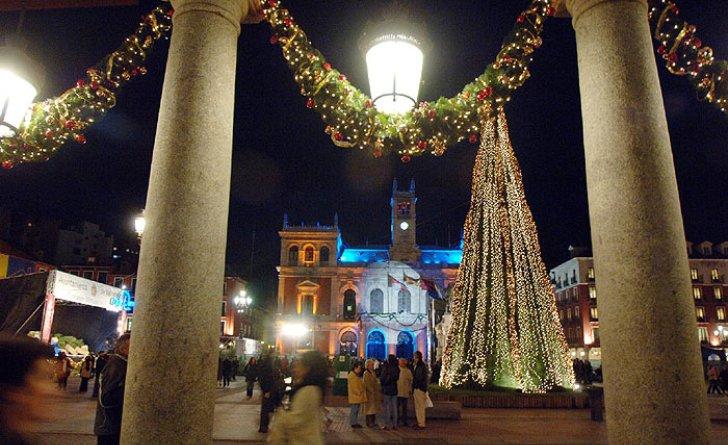 Aura, luces navideñas