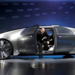 Mercedes Benz nos presenta como será un coche autónomo y de lujo del futuro