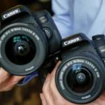 Canon presenta sus nuevas cámaras fotográficas EOS 760D y EOS 750D