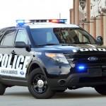Ford Interceptor, el futuro coche policial de los EE.UU.