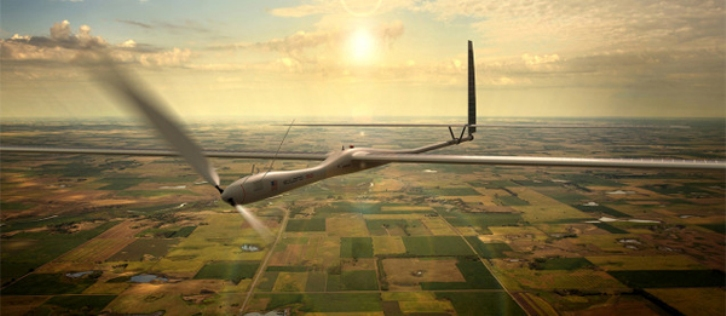 Google y su infraestructura Wi-Fi con drones