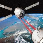 Planean instalar un cañón láser a la Estación Espacial para destruir la basura espacial