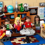 LEGO lanza un set de 'The Big Bang Theory'