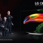 LG cursa invitación a profesionales en Perú para campaña OLED TV