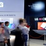 LG lanza campaña de la nueva tecnología OLED TV