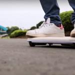 WalkCar, el transporte portátil japonés que puede llevarse en una mochila