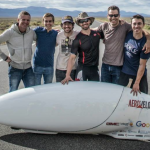La bicicleta más rápida de la historia bate record mundial de velocidad