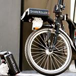 ShareRoller convierte una simple bicicleta en eléctrica