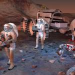 La NASA recompensara la mejor idea para sobrevivir en Marte con recursos naturales