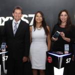 Samsung y CLARO presentan los nuevos Galaxy S7 y Galaxy S7 Edge