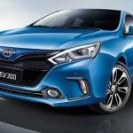 BYD extiende su línea de coches eléctricos