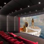 IMAX promete construir un cine en casa por US$400.000 dólares