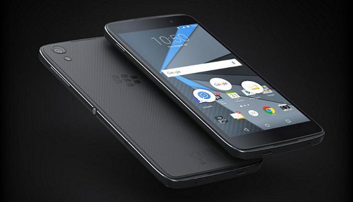 Blackberry DTEK50, segundo Smartphone con Android de la firma canadiense