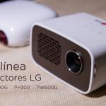 LG y sus proyectores de bolsillo para ver los Juegos Olímpicos