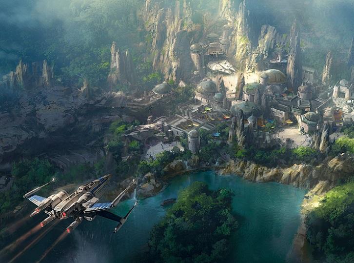 Parque temático Star Wars fig.2