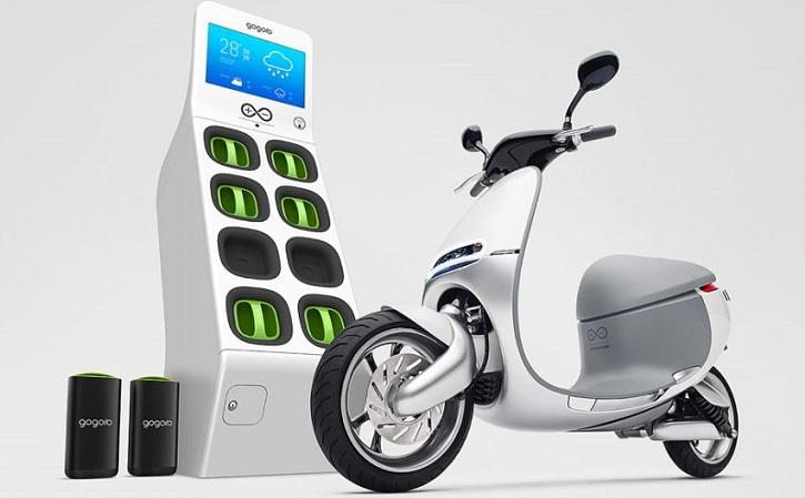 El scooter eléctrico que se podrá alquilar, reservar y pagar con el móvil
