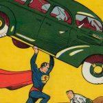 Subastan una edición del primer comic de Superman en casi USD$ 1 millón