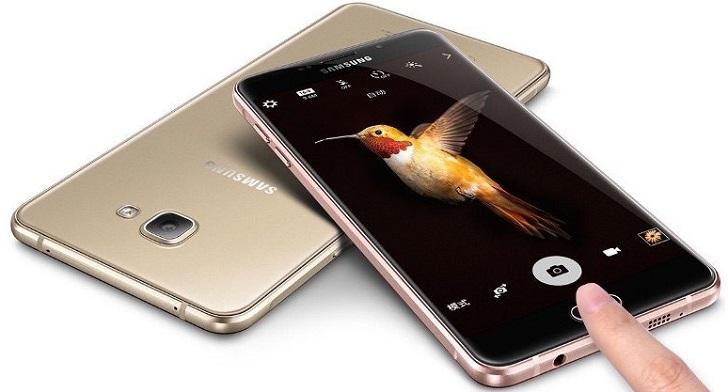 Samsung Galaxy C9, un phablet de gama media