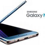 El nuevo Samsung Galaxy Note 7