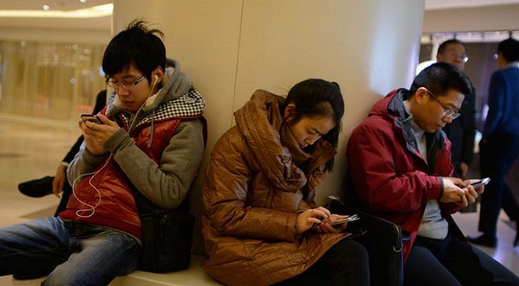 China e India son actualmente los mayores mercados de Internet en el mundo