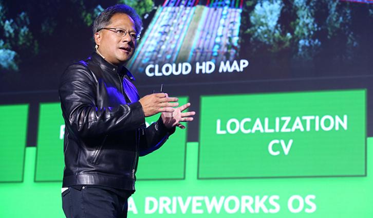NVIDIA y Baidu se asocian para el desarrollo de coches autónomos