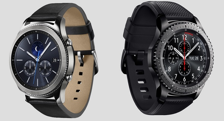 Samsung Gear S3, el nuevo smartwatch de la coreana Samsung