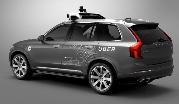 EE.UU.: Uber inicia las pruebas de coches autónomos