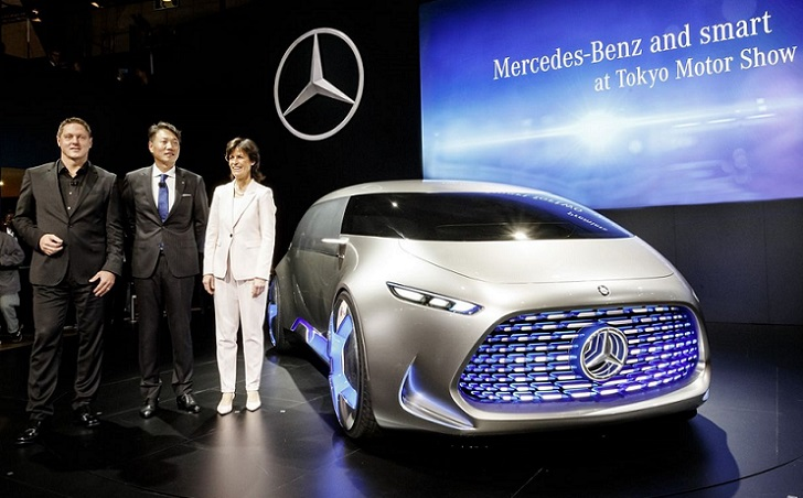 El futuro del automóvil según presagia la compañía BMW