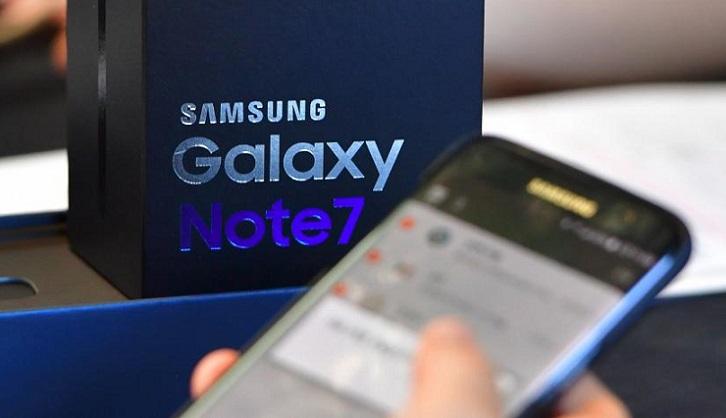 Samsung suspende de forma temporal la producción del Galaxy Note 7