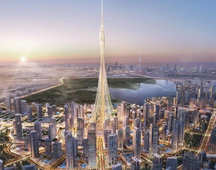 Dubai inicia la construcción del edificio más alto del mundo