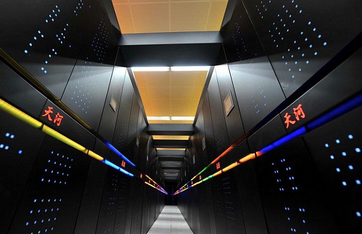 Las diez supercomputadoras más potentes del mundo