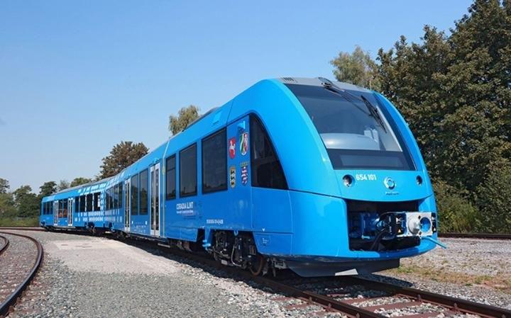 Primer tren que utiliza hidrógeno entrará en servicio en Alemania dentro de un año