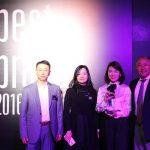 """Huawei es reconocida como """"La Mejor Marca de Electrónicos de Consumo"""" 2016"""