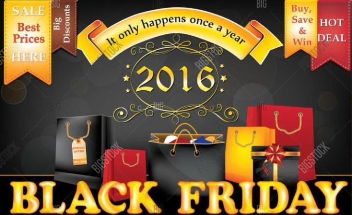 Ventas durante el 'Black Friday' aumentaron un 28,4% con respecto al 2015