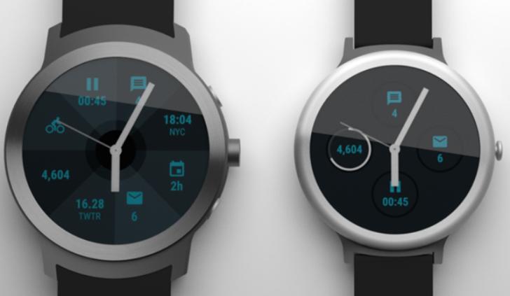 Google presentara el 2017 dos nuevos relojes inteligentes