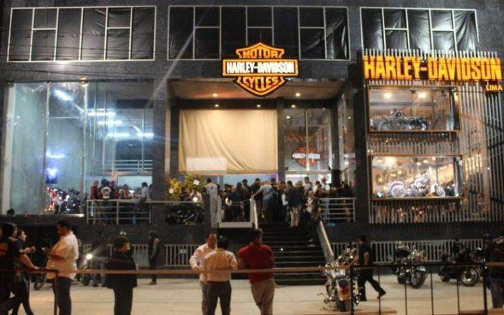 Harley-Davidson celebra primer aniversario de su tienda en Lima (Perú)