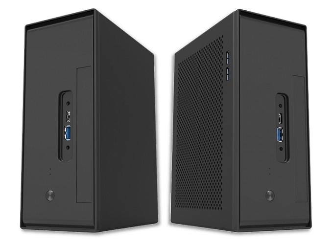 ASRock presenta la Mini PC DeskMini RX GTX