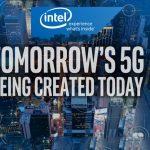 Intel GO 5G: La conexión de la conducción autónoma
