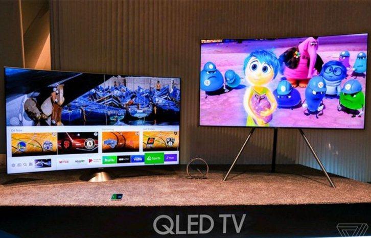 CES 2017: Samsung presenta el QLED TV