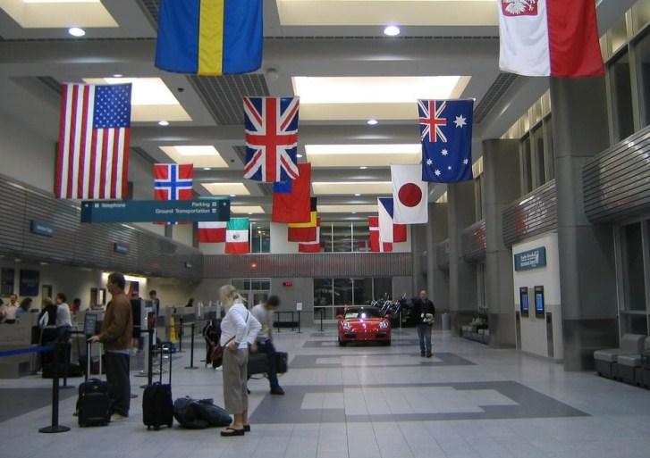 Aeropuerto acoge modernas cámaras que detectan personal sospechoso