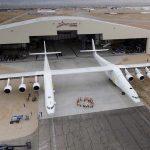 El avión mas grande del mundo inicia sus primeras pruebas