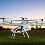 Volocopter, Una startup de taxis aéreos autónomos