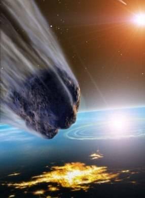 La NASA Confirmo la Explosión de un Asteroide en la Atmósfera Terrestre