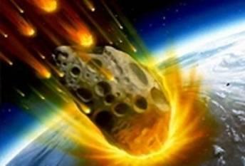 El Impacto de un Asteroide en la India pudo Originar la Extinción de los Dinosaurios