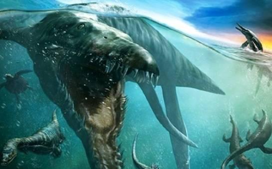Descubren el esqueleto gigantesco de un Pliosaurio en Inglaterra