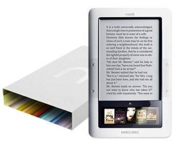 Barnes & Nobles puso en venta oficialmente su eBook