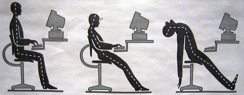 Técnicas Ergonómicas para una Buena Postura en el Trabajo