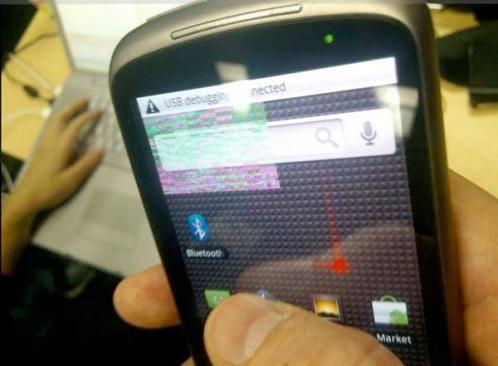 Google ya Prueba su propio Teléfono Móvil