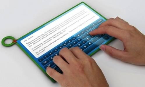 Proyecto OLPC presenta su Prototipo de Tablet XO-3