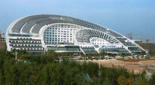 El Edificio Solar de Oficinas mas Grande del Mundo